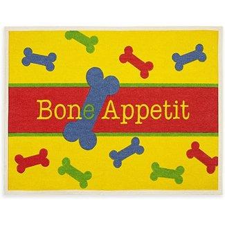 Buddy's Line Bone Appetit Mat