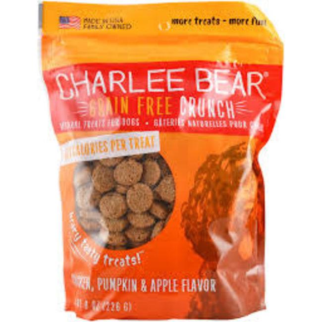 Charlee Bear 8oz Chicken, Pumpkin & Apple