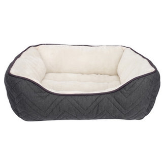 Dog It Rectangle Cuddle Bed