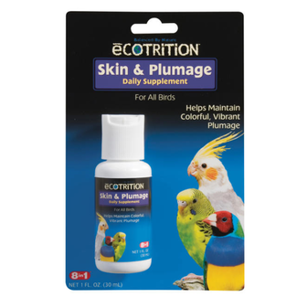 eCotrition Skin & Plumage Food Plumage