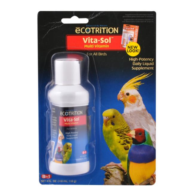 eCotrition 4oz Multi Vitamin