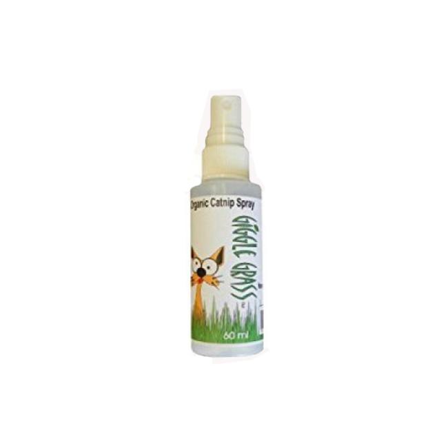 Giggle Grass 60ml Catnip Spray