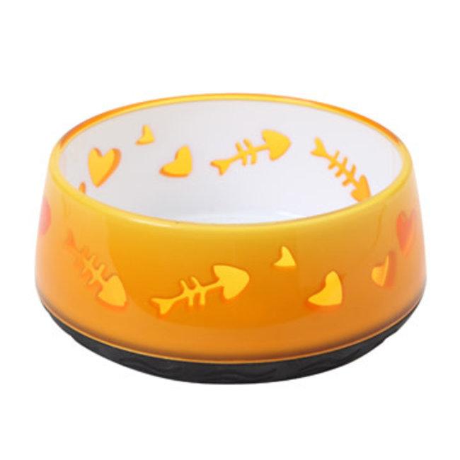Cat It 300ml Non Skid Orange Bowl