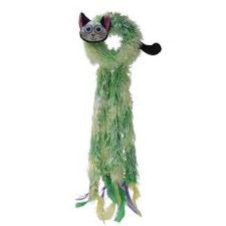 Happy Tails Green Cat Door Hanger