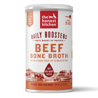 Honest Kitchen 3.6oz beef bone broth