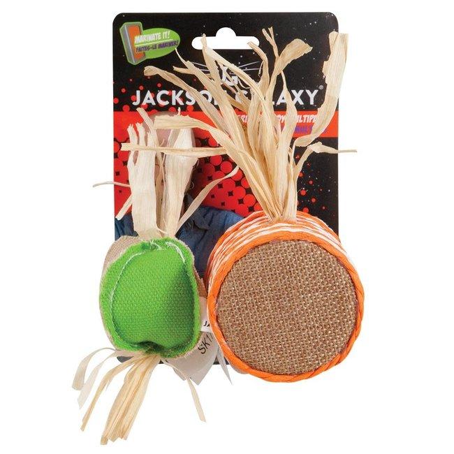 Jackson Galaxy 2 Pack Marinater Drum & Ball