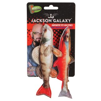 Jackson Galaxy 2 Pack Marinator Photo Fish