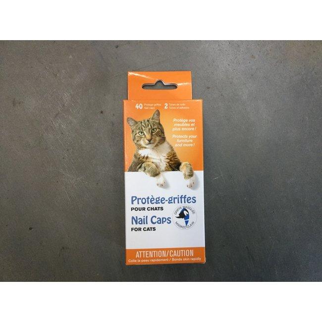 Masked Claws X-Small Black Cat Cap