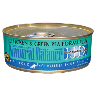 Natural Balance 5.5oz Chicken & Pea