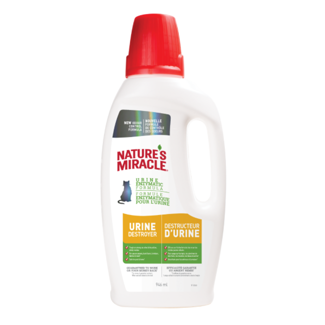 Natures Miracle 946 ml Urine Destroyer