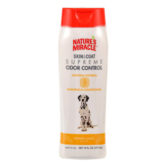 Natures Miracle 16oz Oatmeal Shampoo