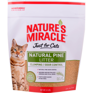 Natures Miracle 8lbs Pine Litter