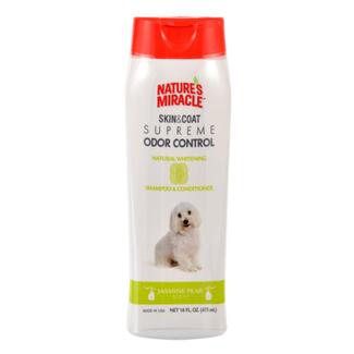 Natures Miracle 16oz Whitening Shampoo