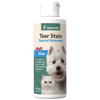 NaturVet 4oz Tear Stain Remover