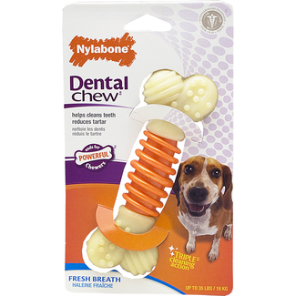 Nylabone Med Bacon Dental Chew
