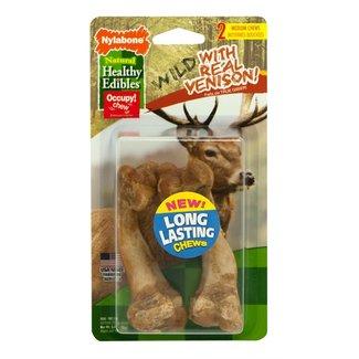 Nylabone Med Venison Edible Chew
