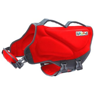Outward Hound Red Life Jacket