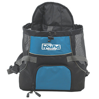 Outward Hound Med Blue Front Carrier Backpack