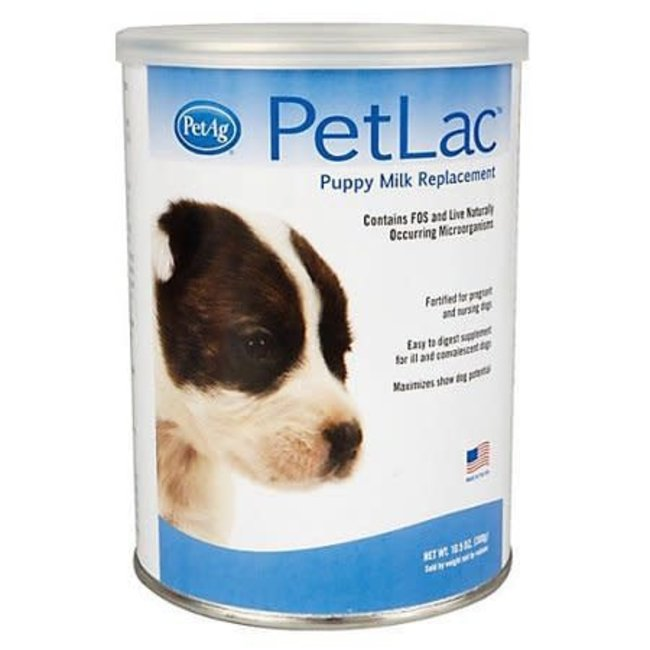 Pet Ag 10.5 oz Milk Replacement for Puppies