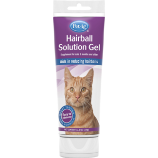 Pet Ag 3.5oz Hairball Gel