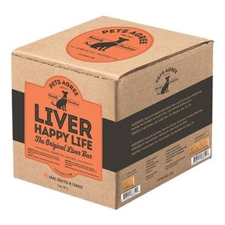 Pets Agree Happy Life Liver