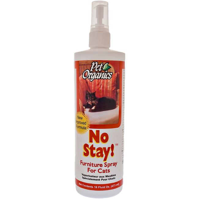 Pet Organics 16 oz Cat No Stay