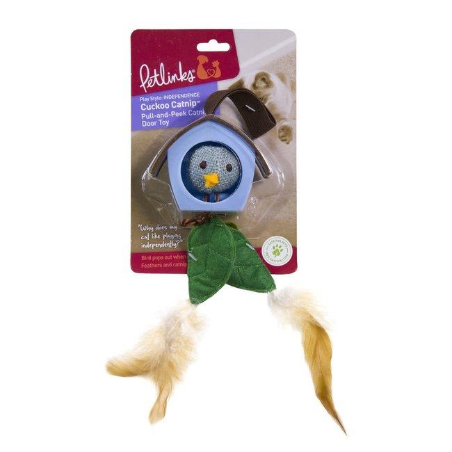 Petlinks Cuckoo Catnip Toy