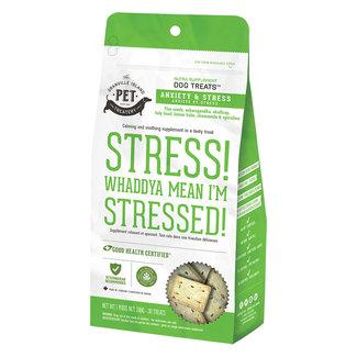 Granville Island Pet Treatery Stress! Whaddya Mean I'm Stressed!