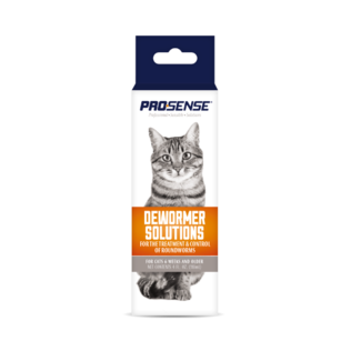 Pro-Sense Cat Liquid  Dewormer