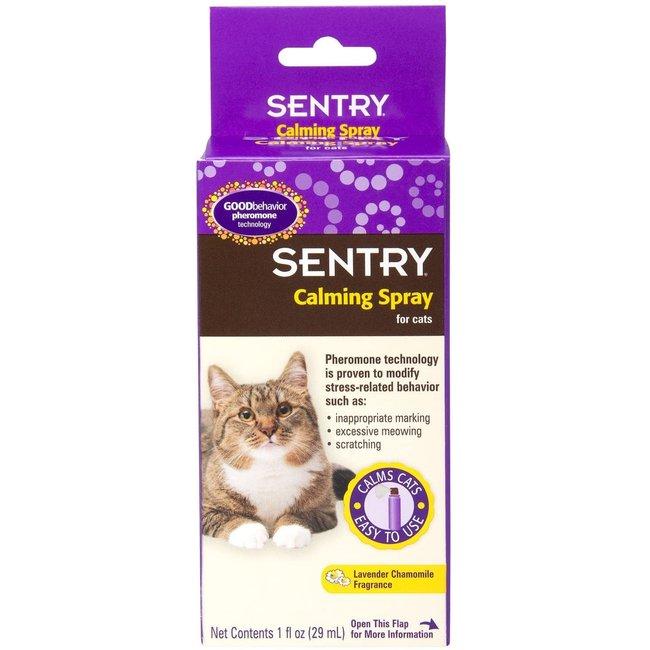 Sentry 1oz Cat Calming Spray