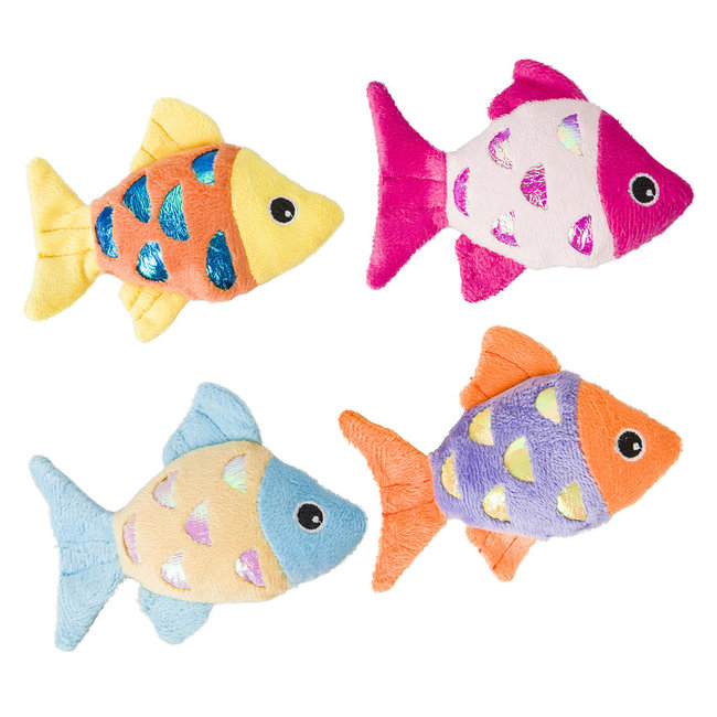 Spot Shimmer Fish