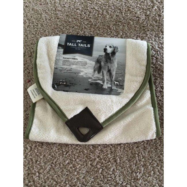 Tall Tails Pocket Towel