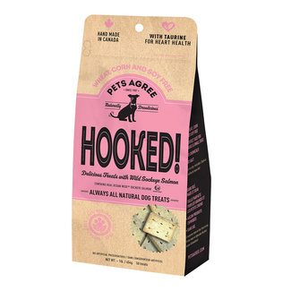Pets Agree Grain Free Hooked Salmon Bars