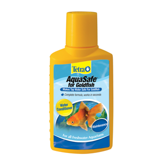 Tetra Aquasafe Goldfish Conditioner