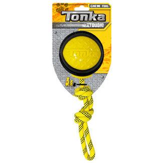 """Tonka 4"""" Diamond Clad Rope Ball"""
