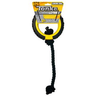 """Tonka 6"""" Mega Tread Rope Tug"""