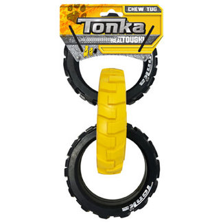 "Tonka 10.5"" Flex Tread 3-Ring Tug"