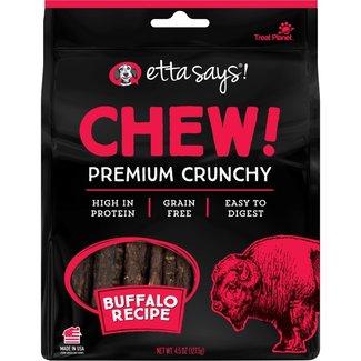 Treat Planet Chew! Premium Crunchy Buffalo