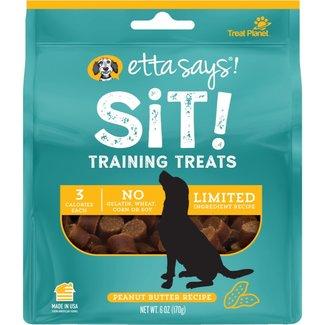 Treat Planet Sit! Training Treats Peanut Butter Recipe