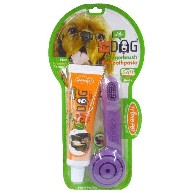 Triple Pet Toothpaste Kit