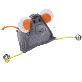 Coastal Triangle Felt Mouse