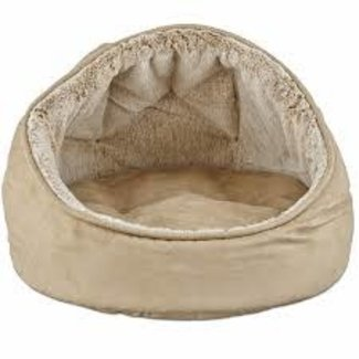 Unleashed Tan Cat Bed
