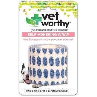 Vet Worthy Dot Adhering Wrap