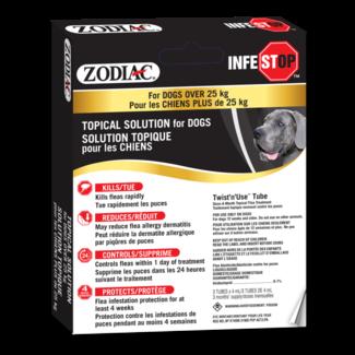 Zodiac Infestop Dogs over 25 kg