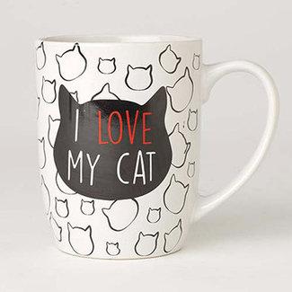 Petrageous I Love My Cat