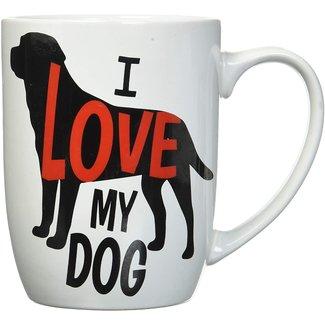 Petrageous I Love my Dog