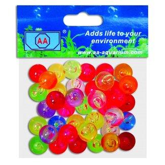 AA 80g Betta Gems Rainbow Balls