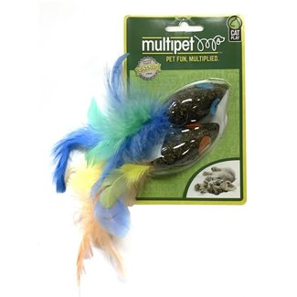 Multipet Compressed Catnip Mice