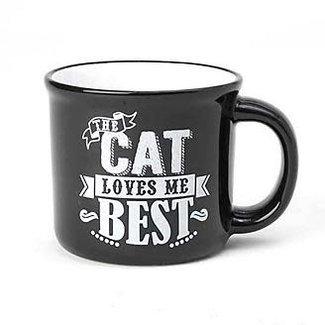 Petrageous The Cat Loves me Best