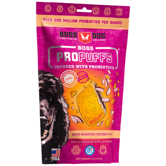 Boss Dog ProPuffs Roasted Chicken